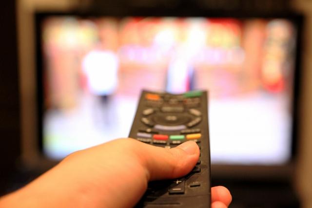 テレビのチャンネル